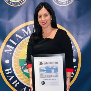Miami Lakes Bar Association Proclamation 2020